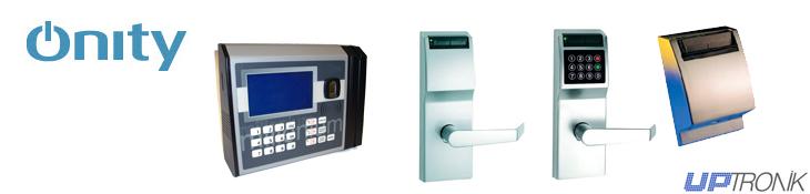 Productos Onity - Control de accesos y presencia