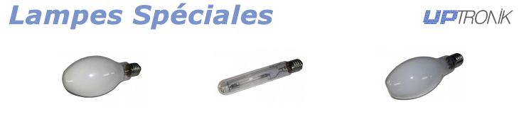 Lampes Spéciales Uptronik
